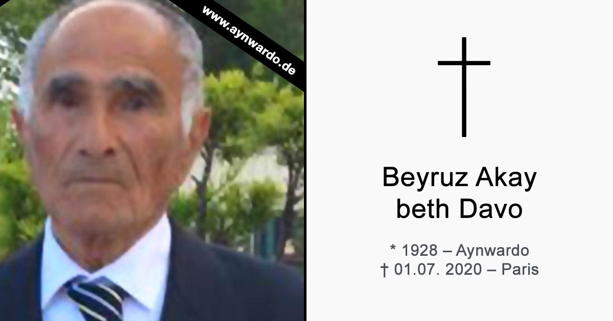 † Beyruz Akay beth Davo †