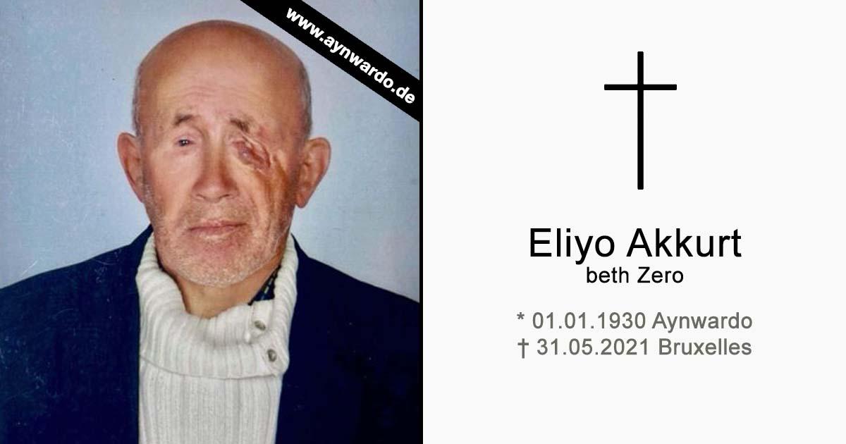 † Eliyo Akkurt dbe Zero †