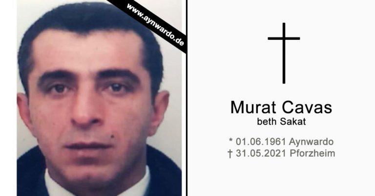 † Murat Cavas dbe Sakat †