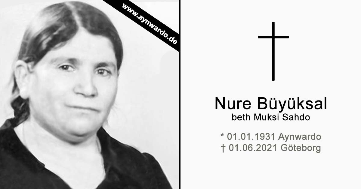 † Nure Büyüksal dbe Muksi Sahdo†