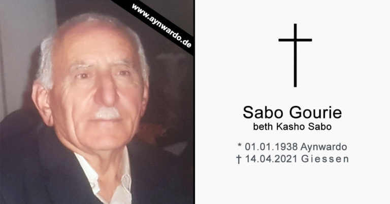 † Sabo Gourie dbe Kasho Sabo †