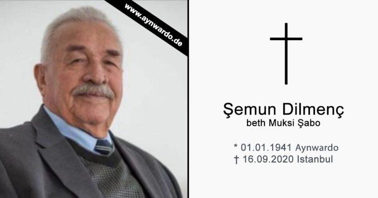 † Semun Dilmenc dbe Muksi Sabo †
