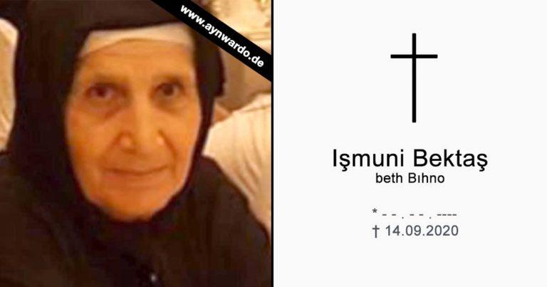 † Ismuni Bektas dbe Bihno †